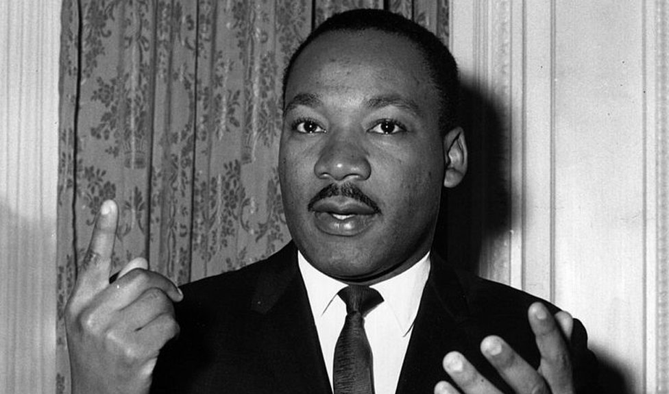 Martin Luther King's I Have A Dream