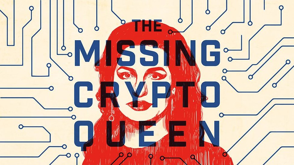 The Missing Cryptoqueen podcast series