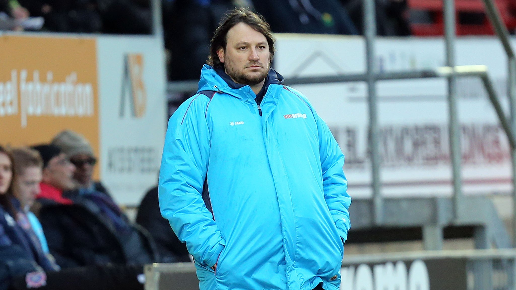 Bangor City: Club appoint Craig Harrison as new manager