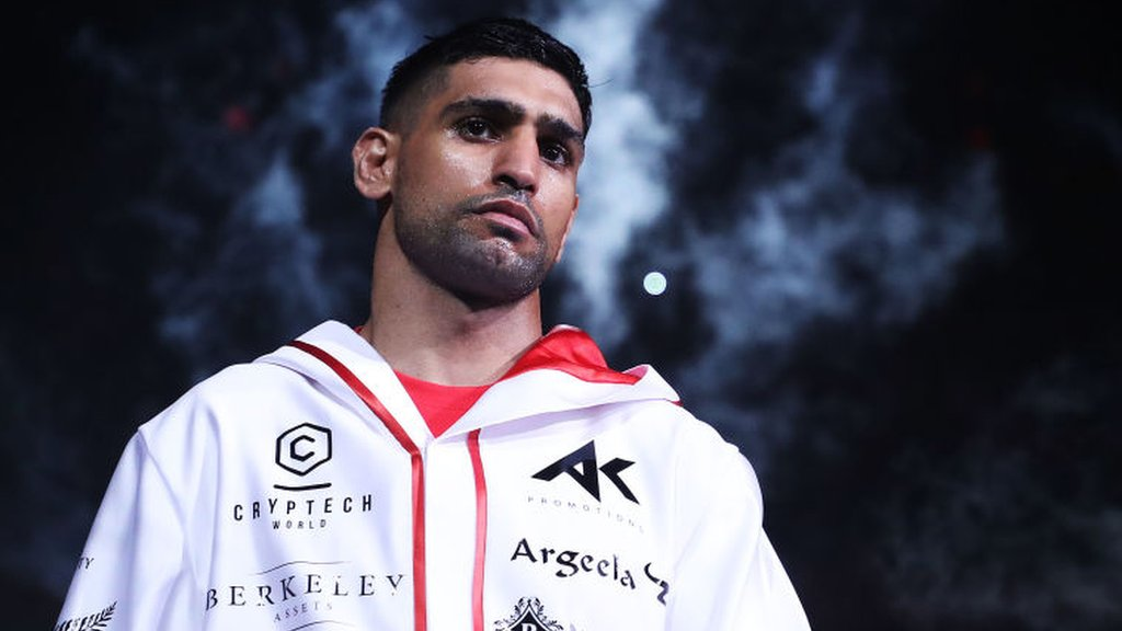 Amir Khan is letting skills deteriorate, says his trainer Virgil Hunter