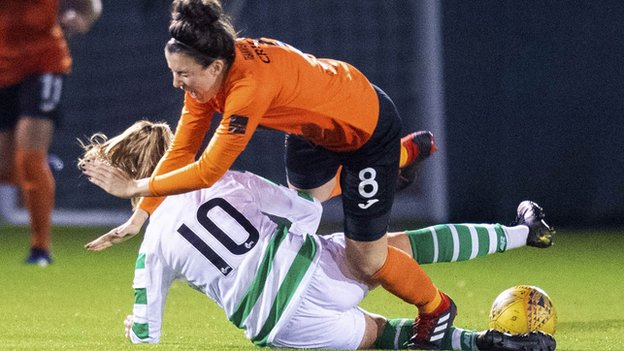 Watch: Celtic are reduced to 10 as they lose to Glasgow City