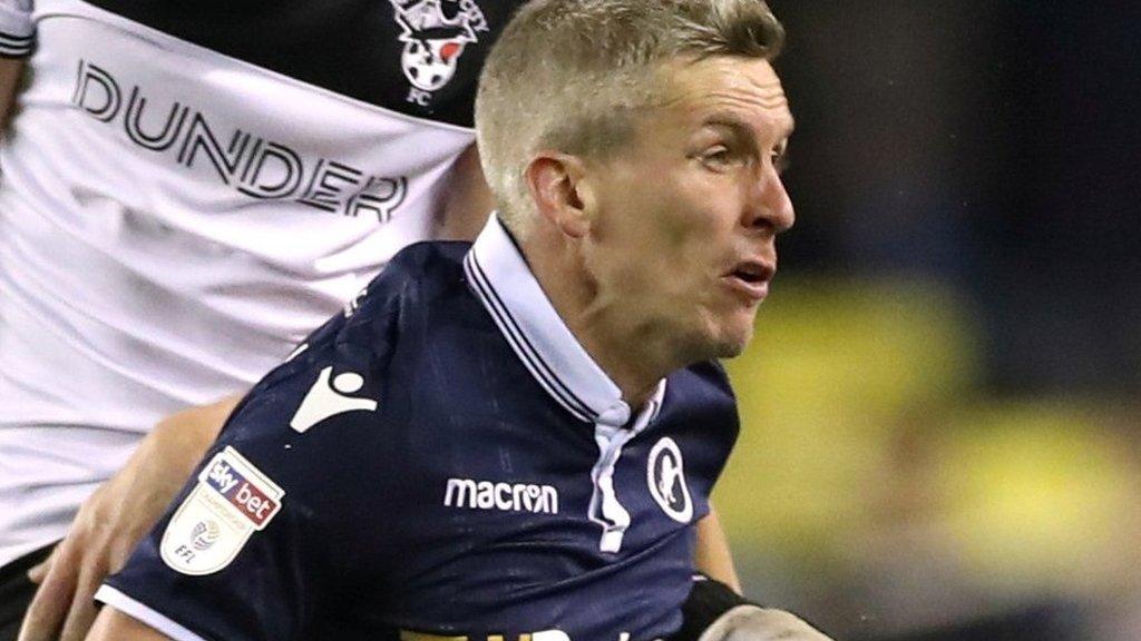 Steve Morison: Shrewsbury Town sign Millwall striker on season-long loan