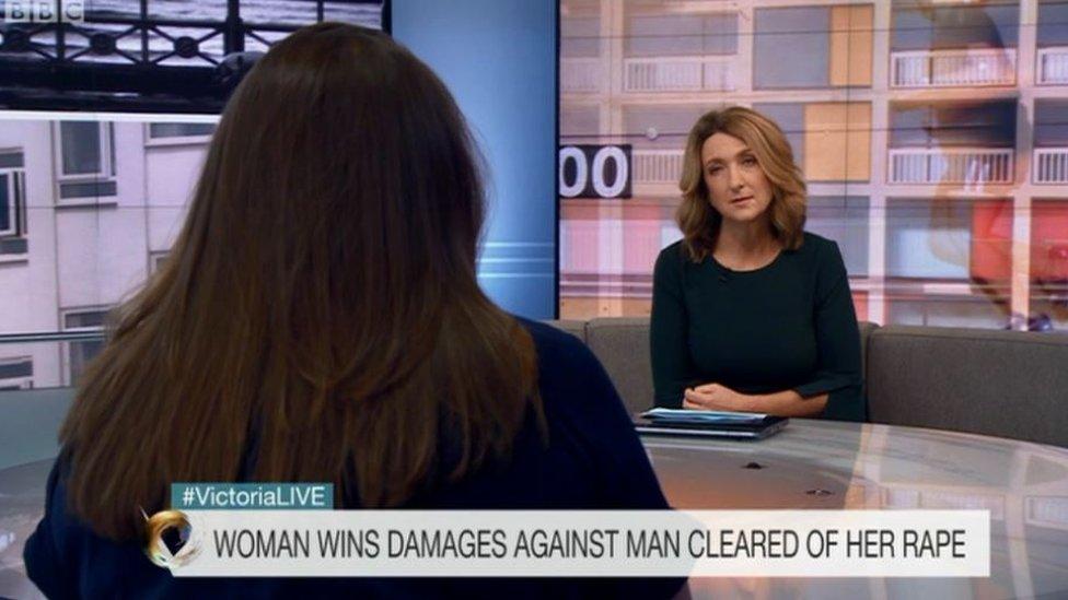 Victim slams not proven criminal rape case as 'a disgrace'