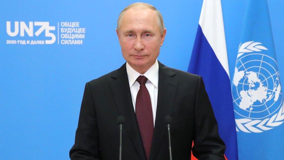 Путин выступил перед ООН. Мы послушали это за вас