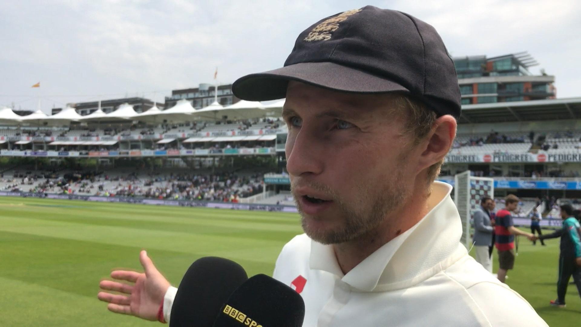 England v Pakistan: Joe Root - Team have got to be smarter