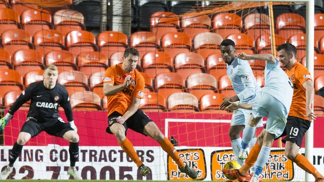 Highlights - Dundee United 0-1 Partick Thistle