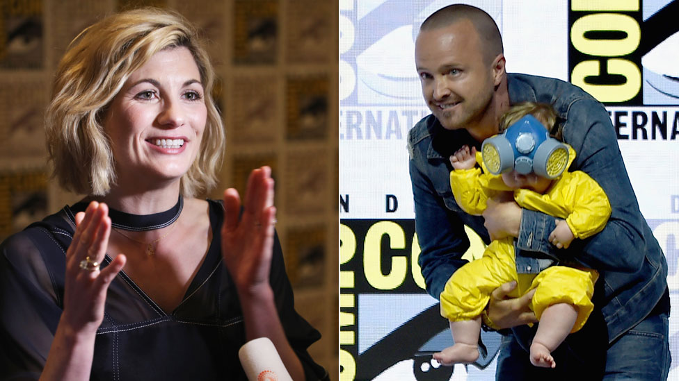 5 of the biggest Comic Con reveals