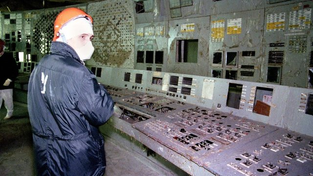 Chernobyl nuclear disaster: 'Three-day evacuation lasted 35 years' thumbnail