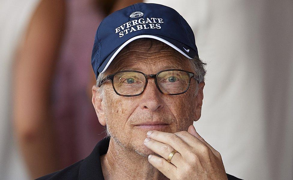 Según el índice de Bloomberg, Bill Gates es el segundo hombre más rico del mundo.