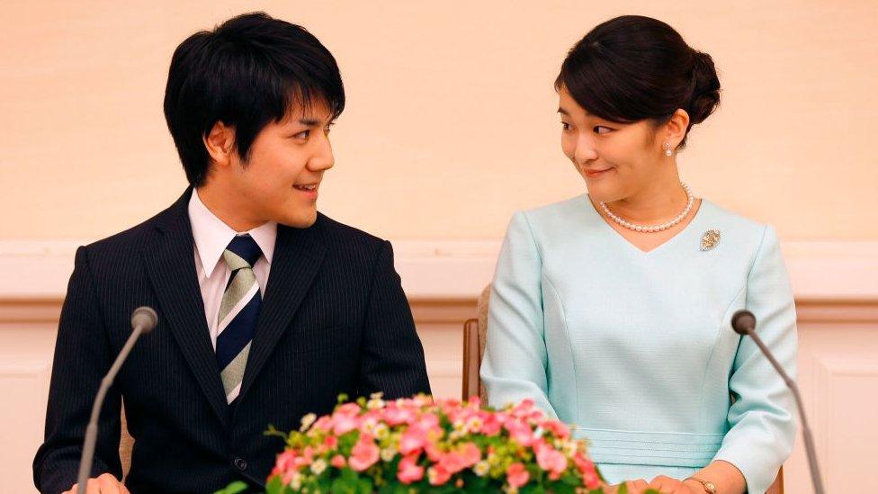Любовь важнее титула: японская принцесса Мако вышла замуж за простолюдина