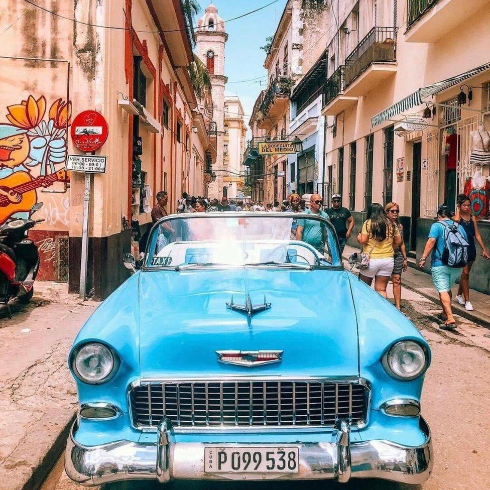 Auto in Havana