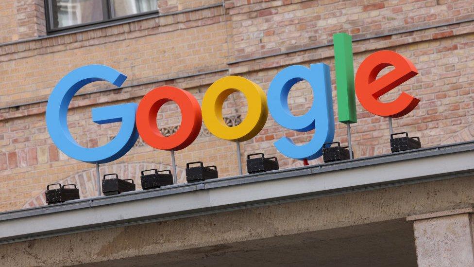 Oficinas de Google en Berlín, Alemania.