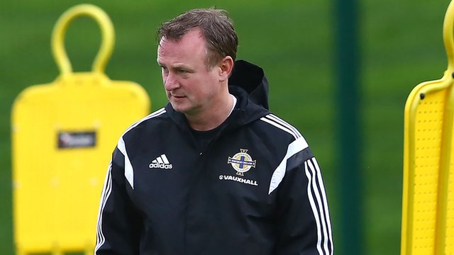 Michael O'Neill has led NI to Euro 2016 qualification