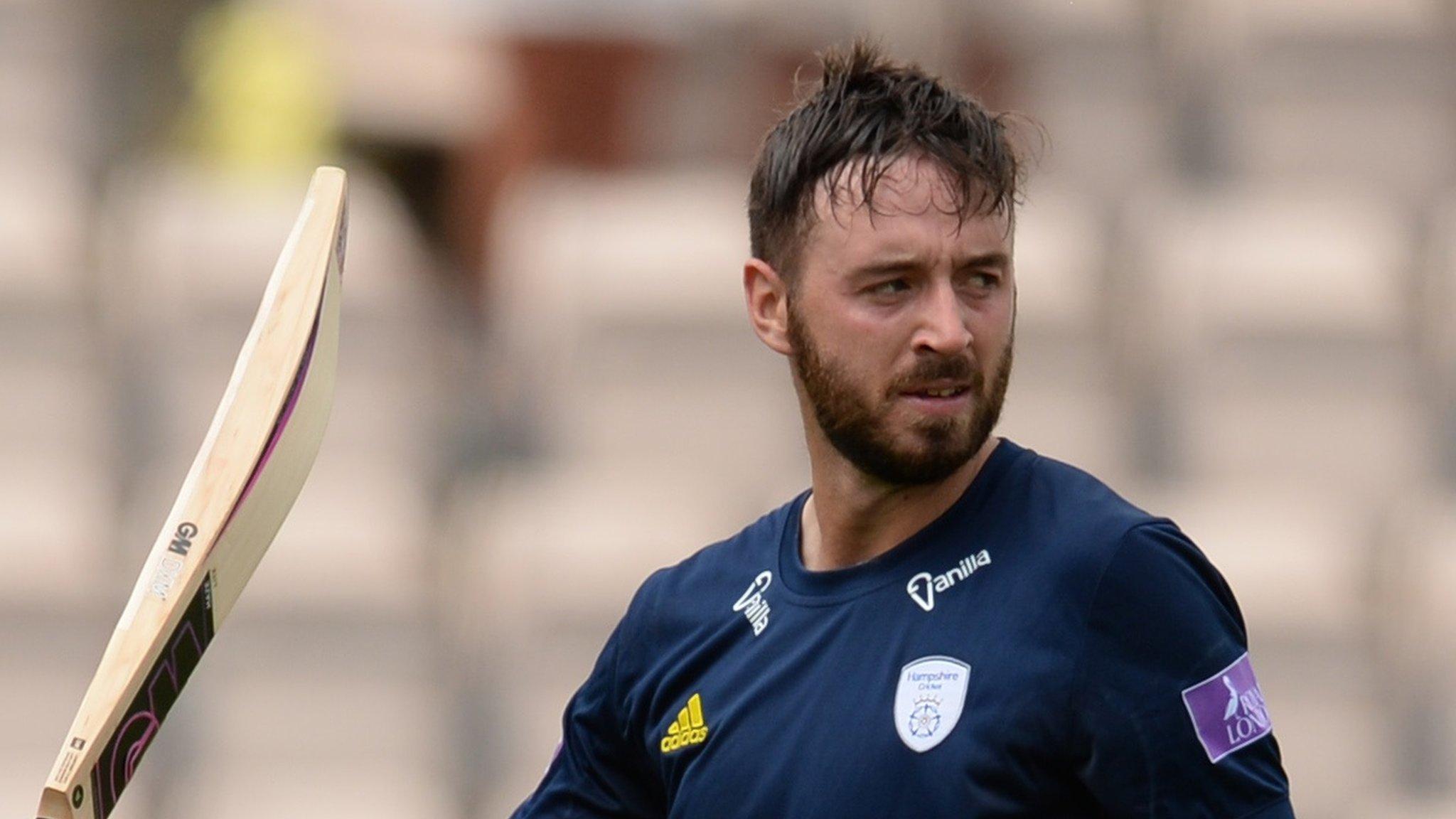 England v India: James Vince called up for deciding ODI