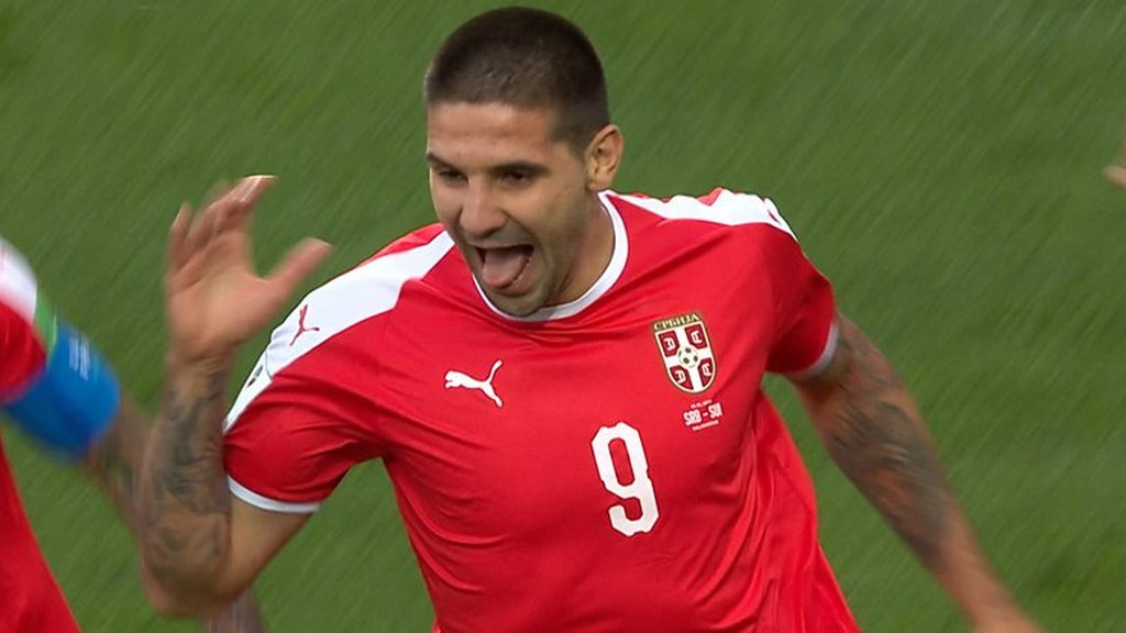 World Cup 2018: Aleksandar Mitrovic scores the opener for Serbia
