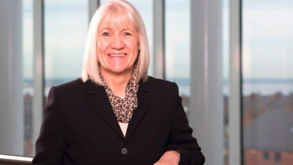 Councillor Sue Jeffrey