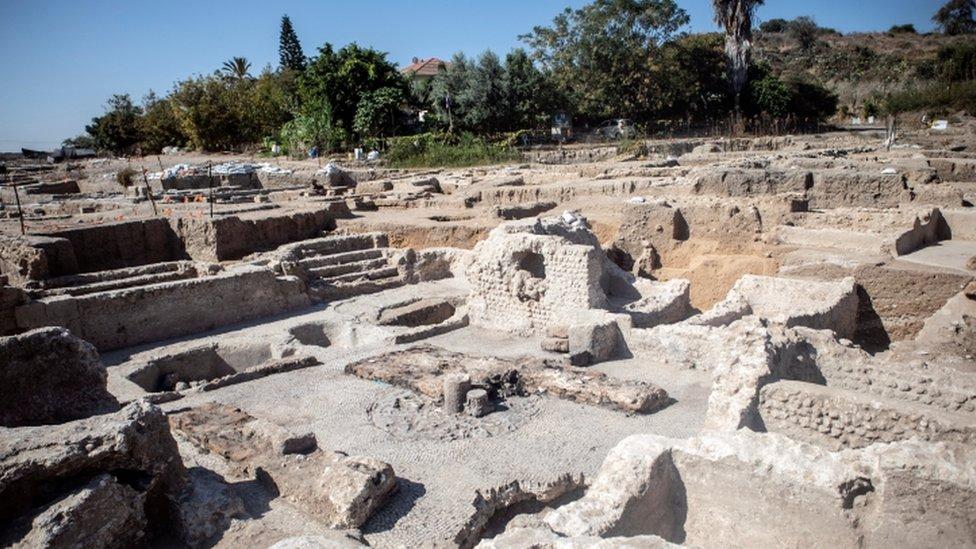 موقع الحفريات