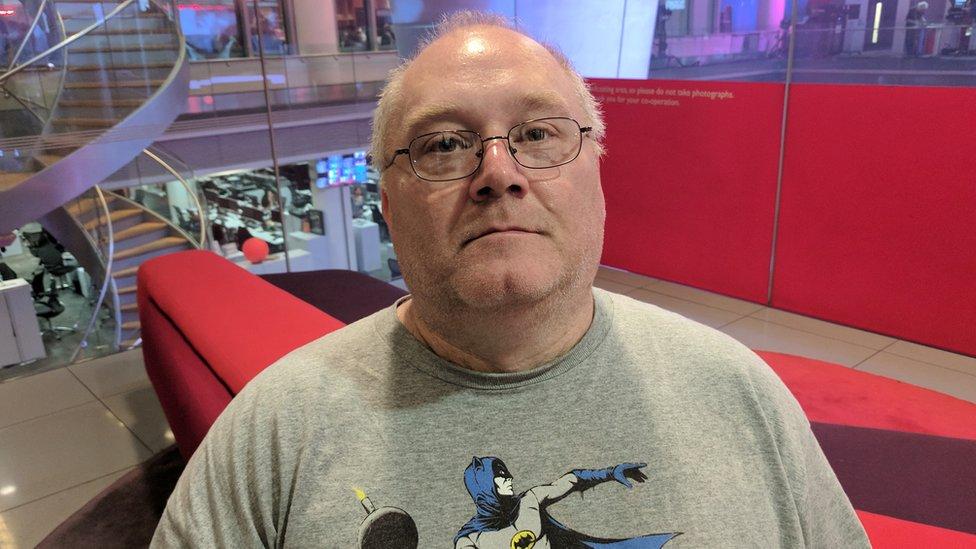 Wayne May (pseudonym), Scam Survivors