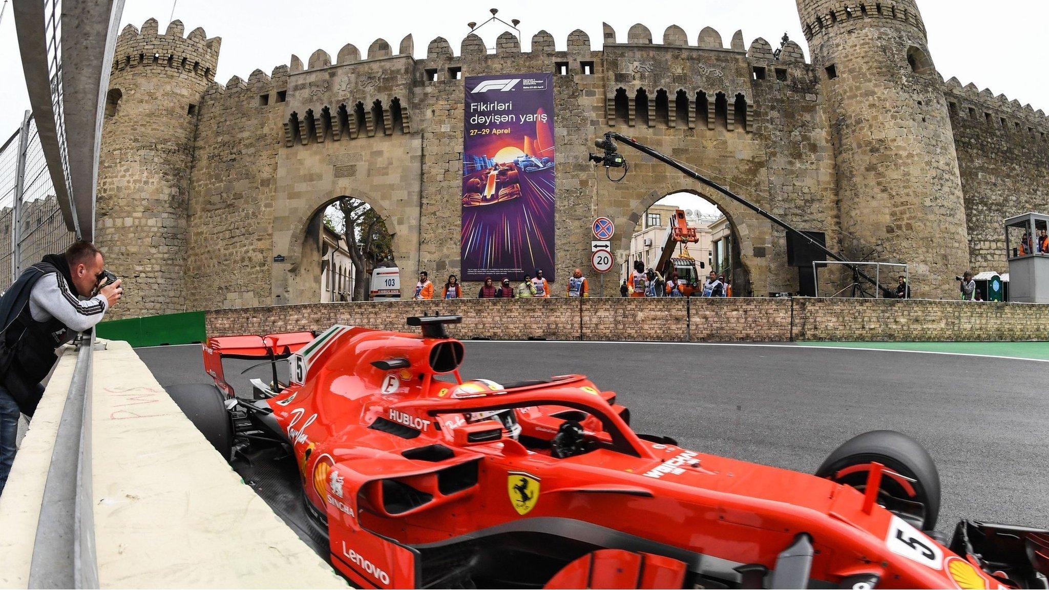 Azerbaijan Grand Prix: Can Baku deliver more surprises?