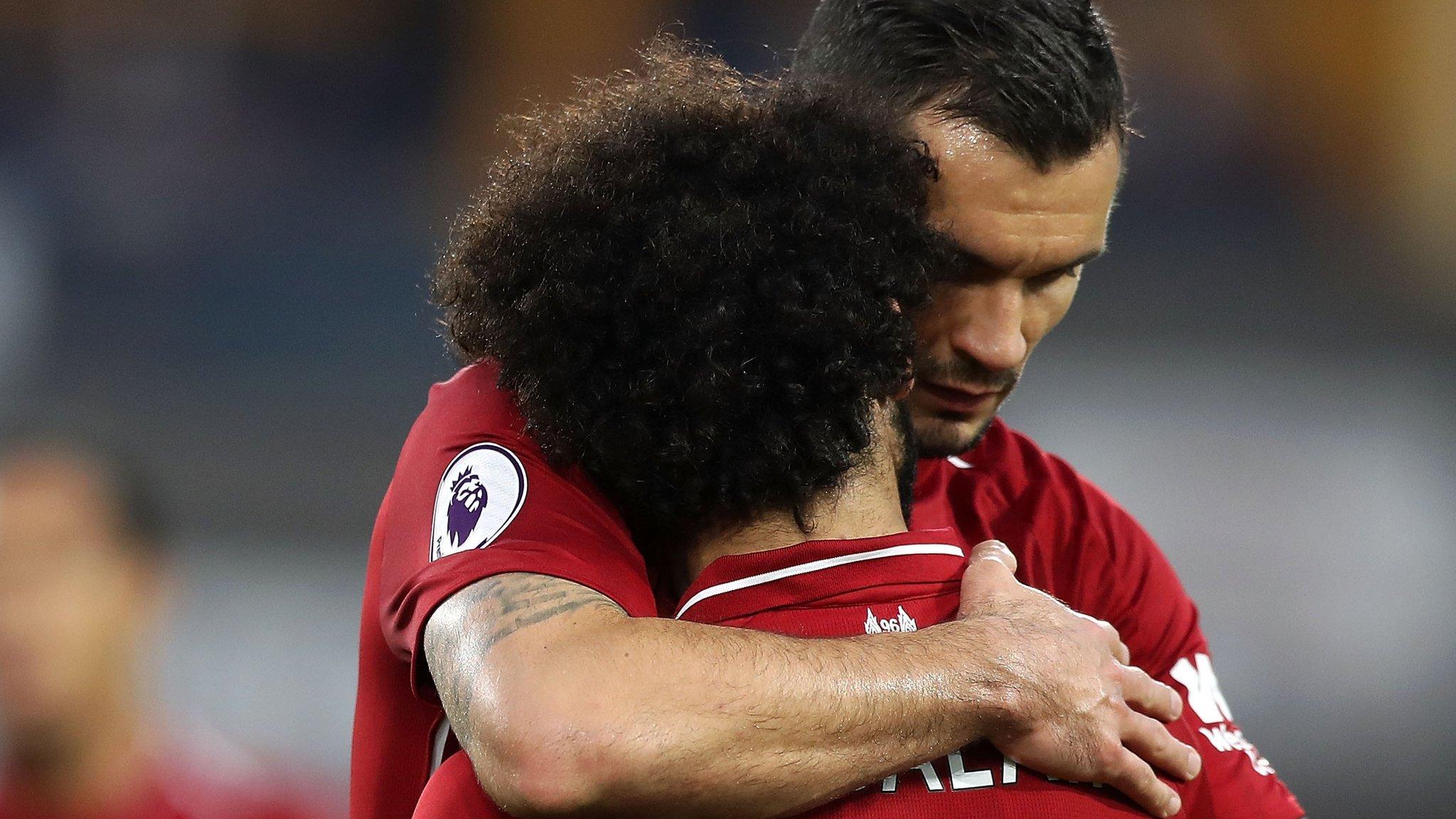 Huddersfield Town 0-1 Liverpool: Mohamed Salah's strike earns narrow win