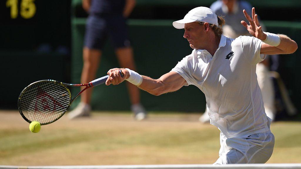 ATP finals: Kevin Anderson profile