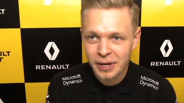 Formula 1: Kevin Magnussen targets title with Renault