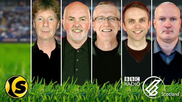The Sportsound presenters