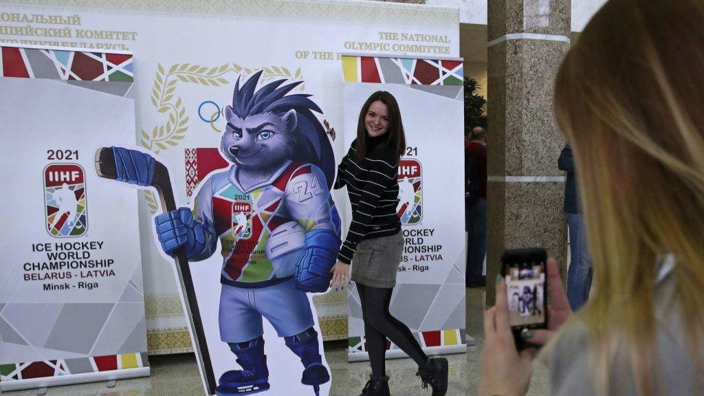 Минск лишен права принимать чемпионат мира по хоккею 2021 года