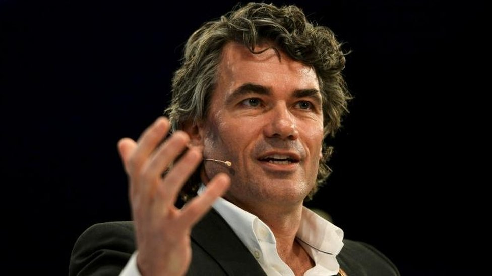 BT boss Gavin Patterson to step down