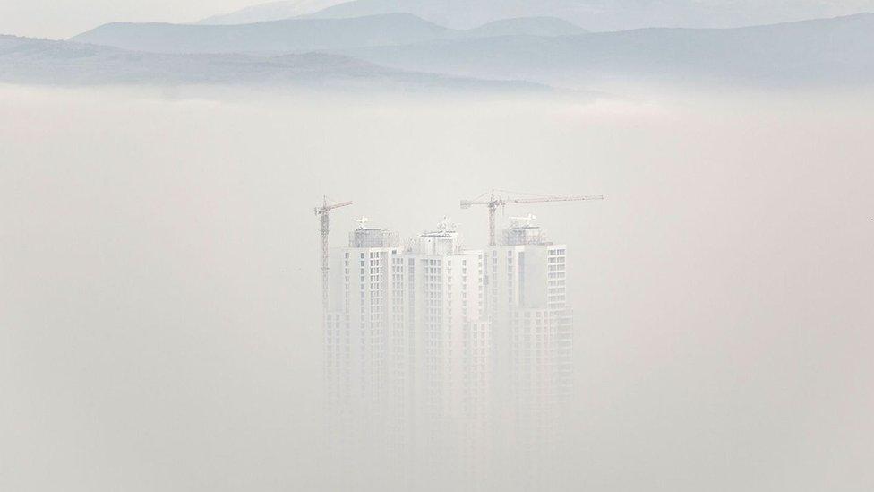 skoplje u smogu