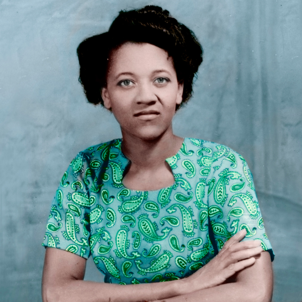 Delores 'Vi' Francis nee Ebanks (1923 - 1998)