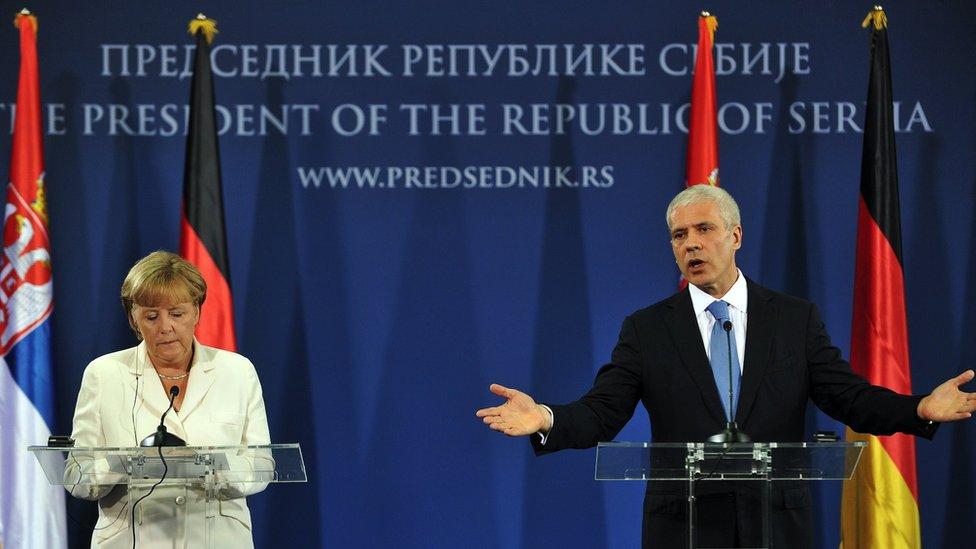 Beograd, avgust 2011.