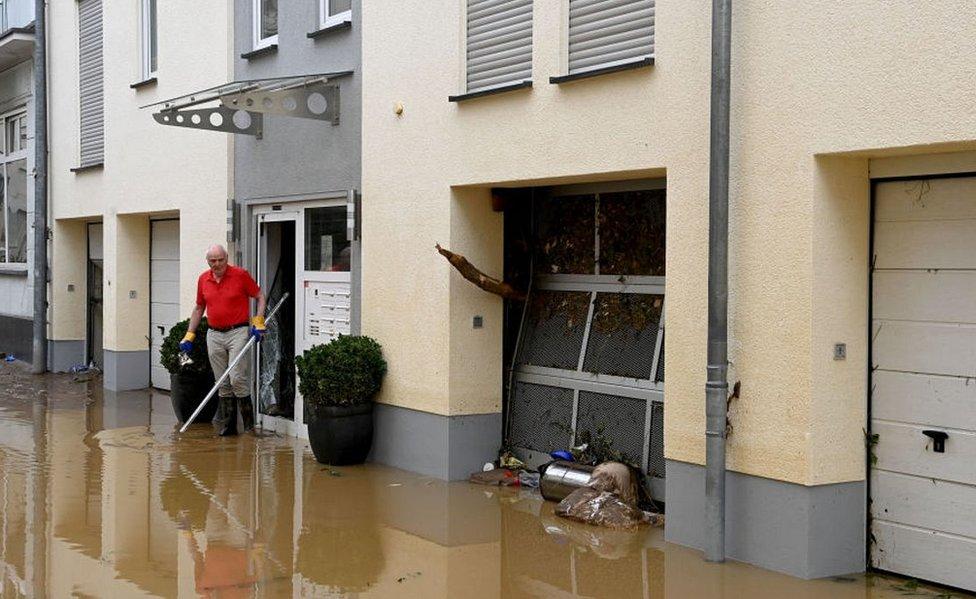 Bad Neuenahr-Ahrweiler flooding, 16 Jul 21