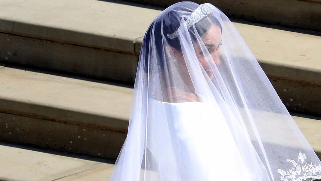 Royal wedding 2018: Meghan Markle arrives at Windsor Castle
