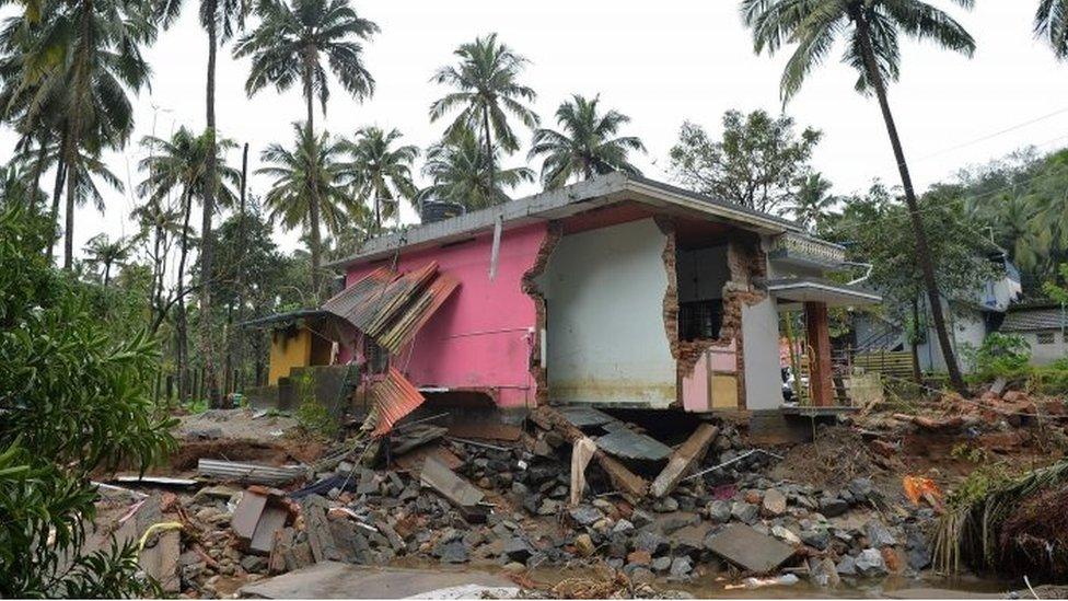 केरल डायरी: बाढ़ से हुई तबाही की आँखोंदेखी