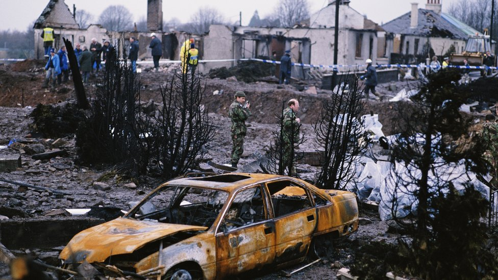Pan Am flight 103: Finding words to describe Lockerbie tragedy