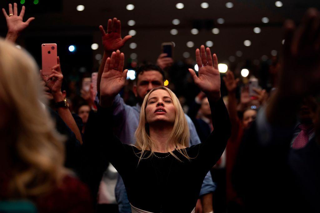 اتباع الكنيسة الانجيلية