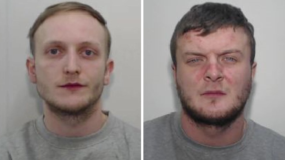 Two men jailed for Salford house fire murders