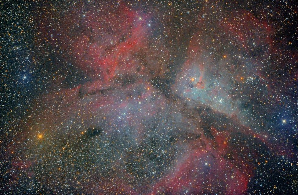 The Eta Carinae Nebula
