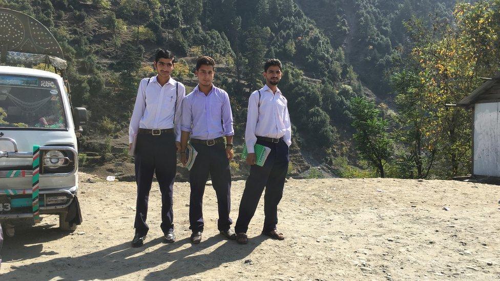 Since the 2003 ceasefire, Neelum has raised a generation of college boys