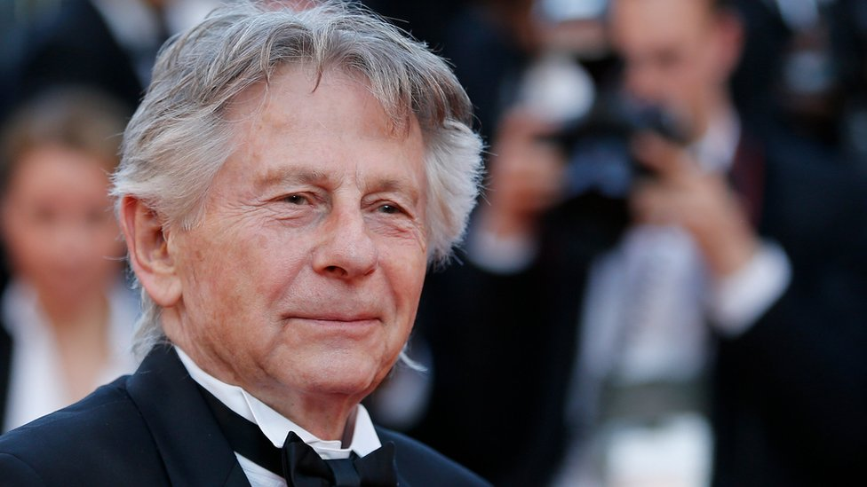 Roman Polanski at the 70th Cannes Film Festival 27 May 2017