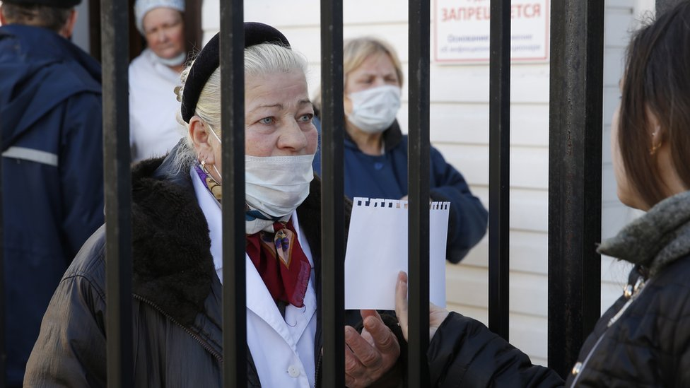 ВОЗ: коронавирус стремительно разрастается, под угрозой весь мир