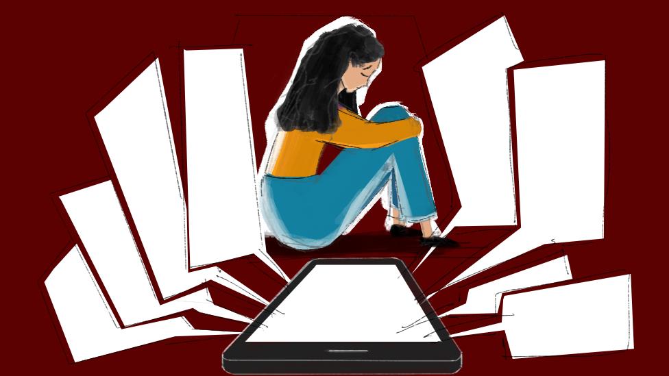 أبرزت قصة هدير حالات كثيرة من التنمر الإلكتروني عبر مواقع التواصل الاجتماعي