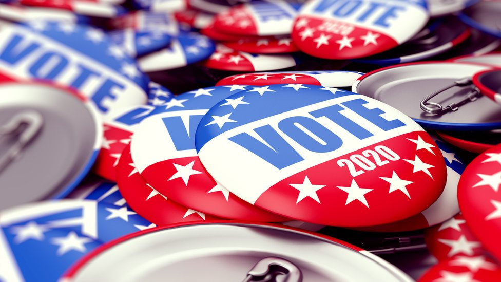 Campaña electoral Estados Unidos 2020