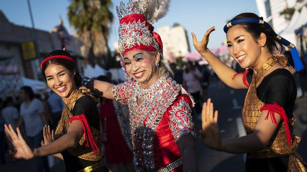 ชุมชนคนไทยในสหรัฐฯ
