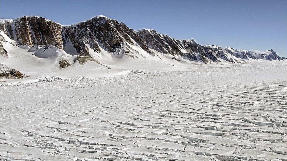 Зміни клімату: льодовики у Східній Антарктиді тануть дедалі швидше