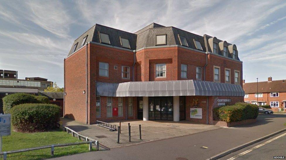 Crawley Coroner's Court