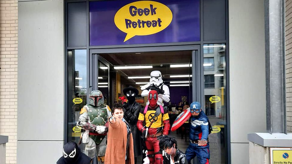Geek Retreat opens Chelmsford store