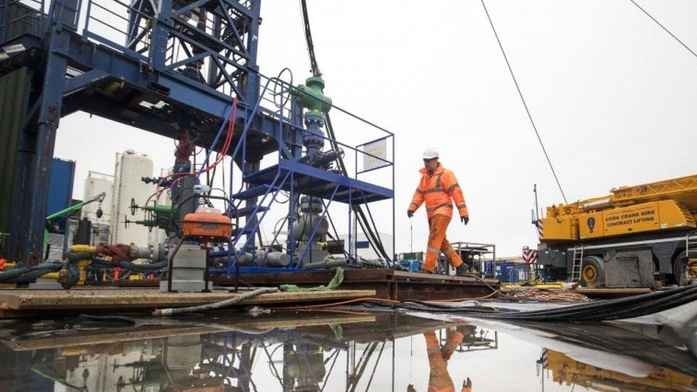 Lancashire fracking halted after 1.5 magnitude tremor