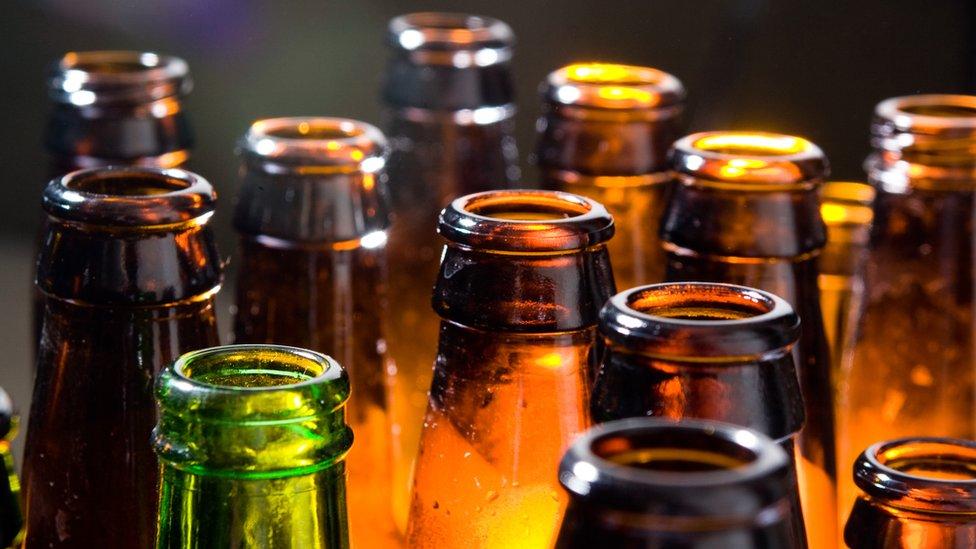Luton Christian charity burglar left DNA on beer bottle